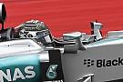 Mercedes reprimanded for Rosberg incident