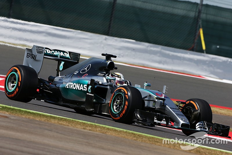 "Hamilton says he needs ""a lot"" more pace"