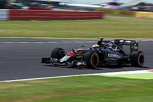F1 Reporte de calificación Una difícil sesión de clasificación para Button