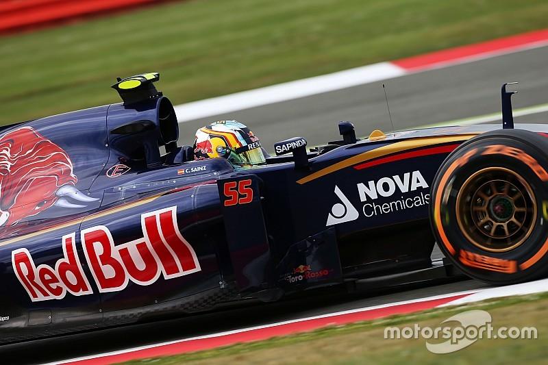 Sainz admite que será complicado terminar en el octavo lugar