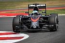 McLaren получила предупреждение