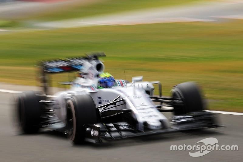 """Massa - """"Un résultat positif, qui aurait pu être fantastique"""""""