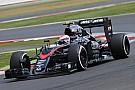 Nouvelle déception pour Button à Silverstone