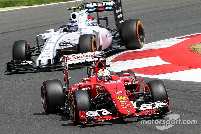 """Ferrari - Un verre """"à moitié plein"""" après Silverstone"""
