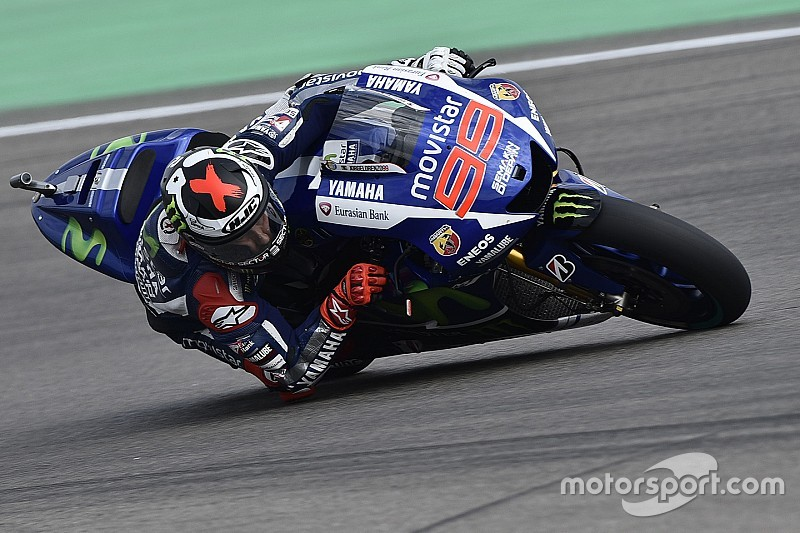 Yamaha starts action at Sachsenring