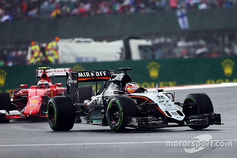 Force India vise désormais la quatrième place du championnat
