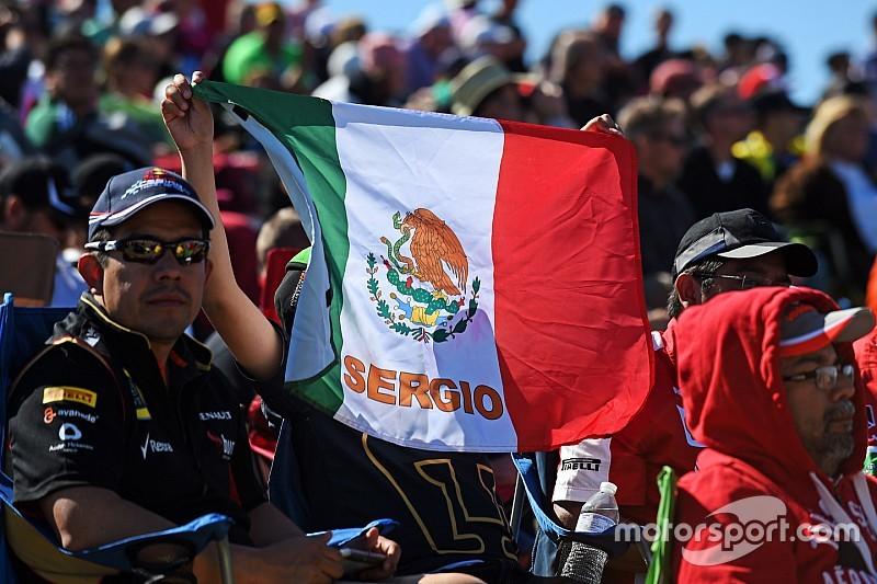 """Le circuit de Mexico est prêt """"à 80%"""""""