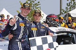 IMSA Others Race report Cindric's latest accomplishment: Ending Chevy's three-win streak