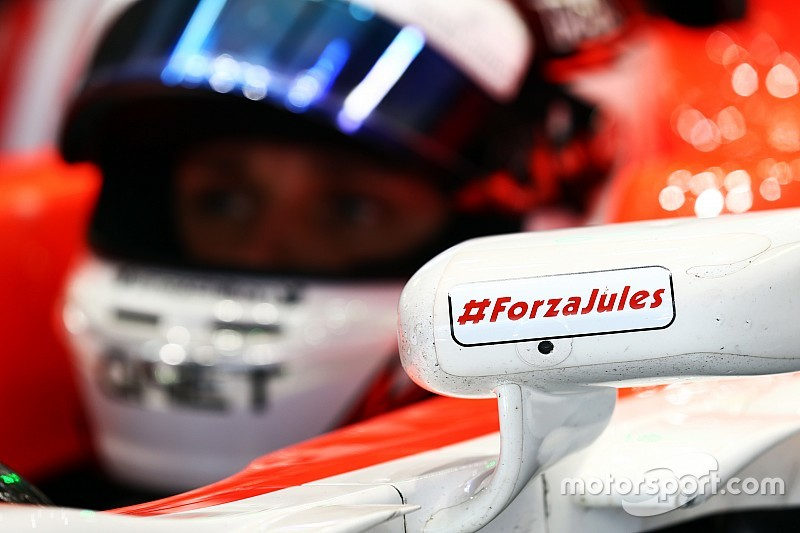 """Bianchi's father """"less optimistic"""" about recovery"""