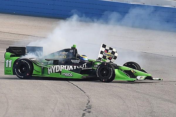 IndyCar Vidéo - Le résumé de l'épreuve du Milwaukee Mile