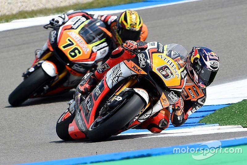 Dono da equipe Forward da MotoGP é preso na Suíça