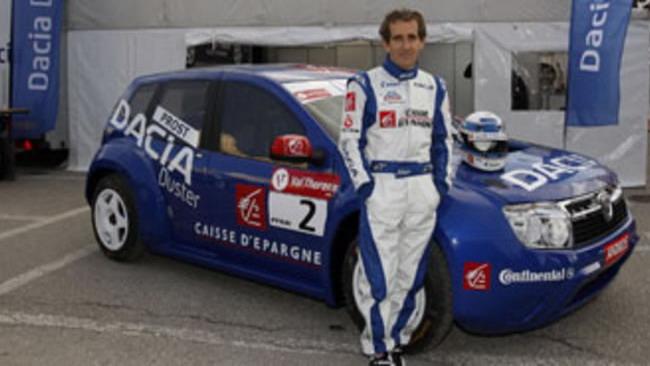 Prost sfiora il titolo del Trofeo Andros