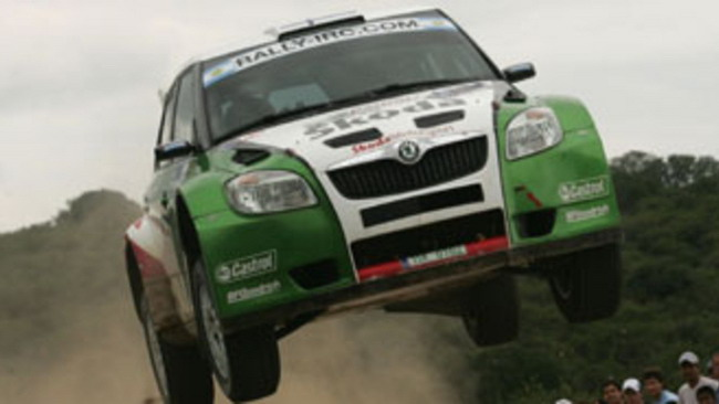 IRC: Hanninen domina il Rally di Argentina