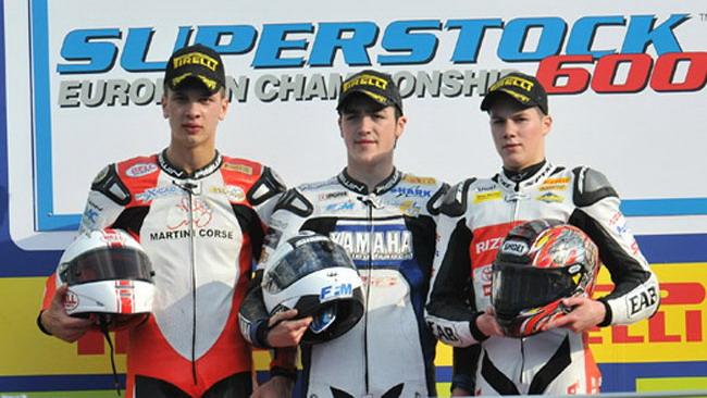 Monza: Guarnoni vince e allunga in classifica