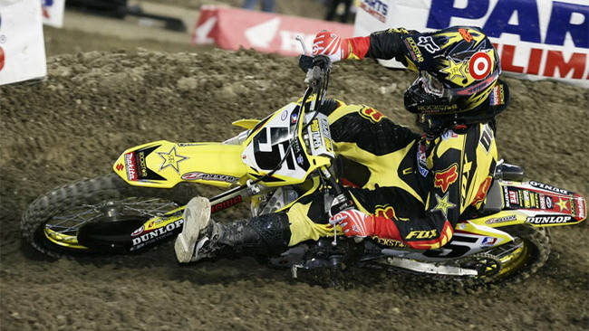 Dungey chiude in bellezza a Las Vegas
