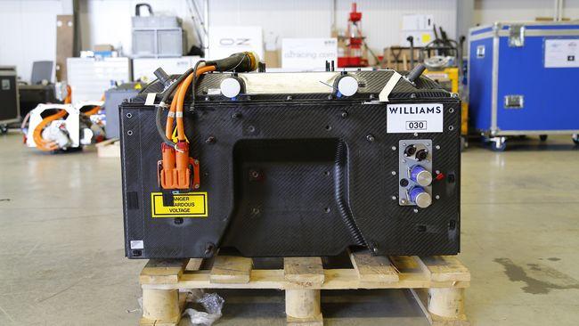 Batterie: Williams non garantisce più i 170 kiloWatt?
