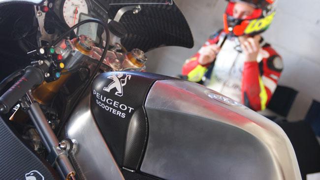 La Mahindra porta il marchio Peugeot in Moto3?