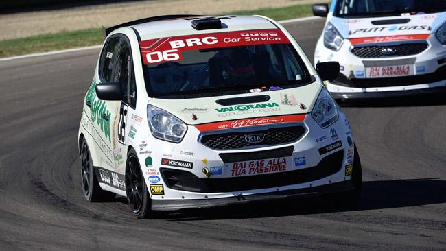 Green Hybrid Cup al giro di boa del 2015 a Pergusa