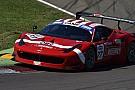 Imola, Gara 2: Lucchini e Venturi ok con la Ferrari BMS