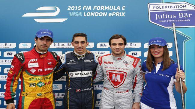 In Inghilterra la pole position è di Sébastien Buemi!