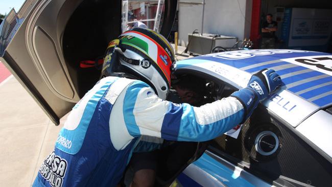 Imola, Q2: Mancinelli replica con la McLaren