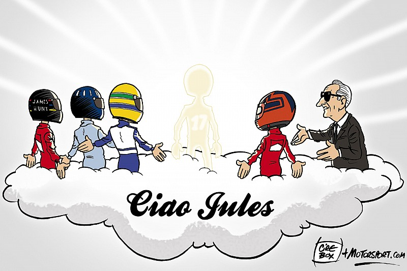 Ciao Jules...
