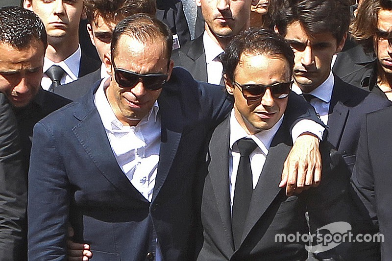 Paddock da Fórmula 1 vai à Nice para adeus a Jules Bianchi