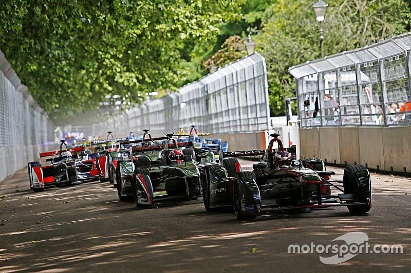 "Formula E comparisons with F1 ""nonsense"", says Todt"
