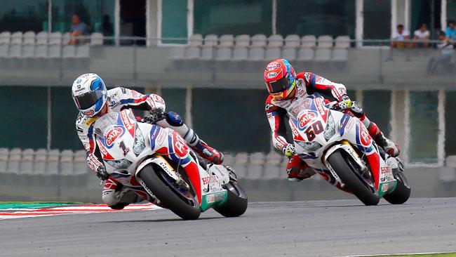 Guintoli spera nel primo podio del 2015 a Misano