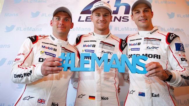 Le Mans: per Hulkenberg il WEC è come il calcio