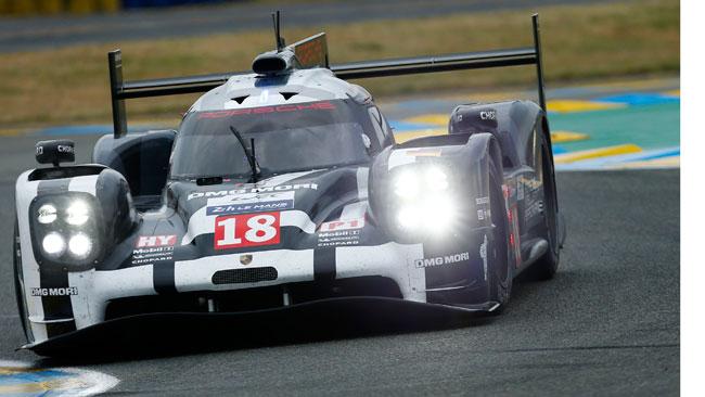 Le Mans, qualifiche 1: è tris Porsche