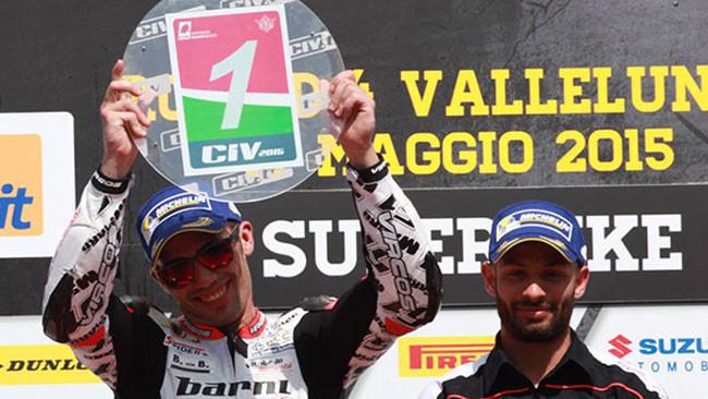 Pirro al Mugello vuole vincere nella CIV Superbike