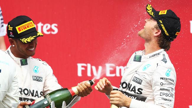 """Rosberg: """"Devo migliorare ancora la qualifica"""""""