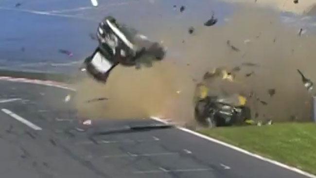 Pauroso incidente nella GT4 Series al Red Bull Ring