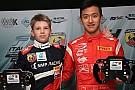 Shwartzman e Guanyu Zhou in pole a Monza