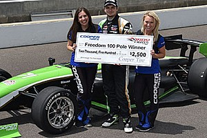 Indy Lights Ultime notizie Pole e record per Ethan Ringel ad Indianapolis