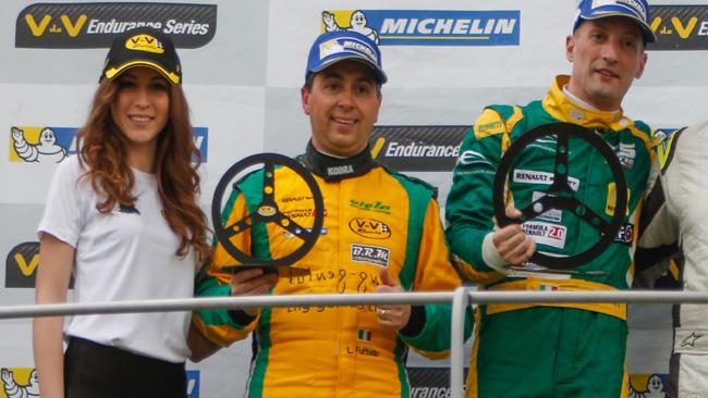 Luca Furbatto torna sul podio VdeV al Mugello!