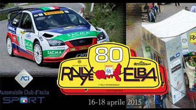 Due spettatori feriti al Rallye Elba Internazionale