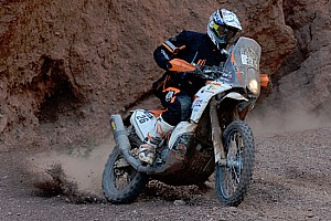 Moto Rally Raid Ultime notizie Dakar, Moto, Tappa 12: primo centro per Toby Price
