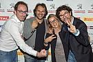 Peugeot Sport ha premiato i suoi campioni a Milano