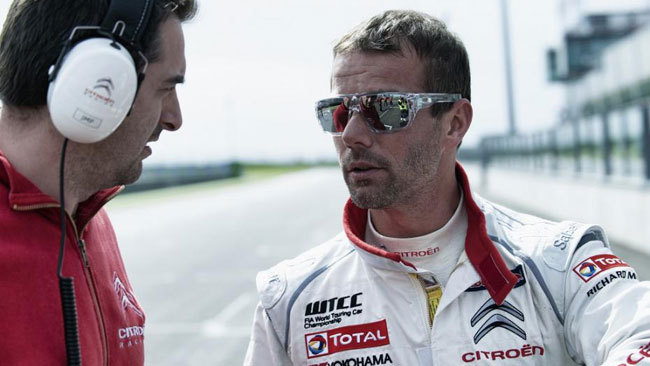 Loeb correrà nel Trofeo Andros a Val Thorens