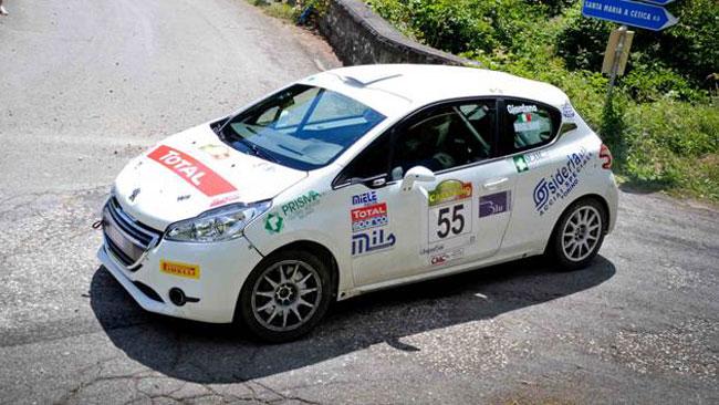 Simone Giordano vince il Peugeot Competition 2014