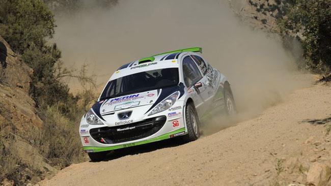Renato Travaglia trionfa al Rally Costa Smeralda