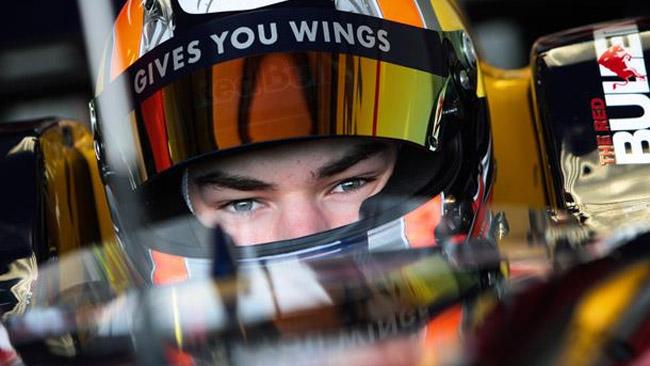 Pierre Gasly debutta in GP2 a Monza con la Caterham