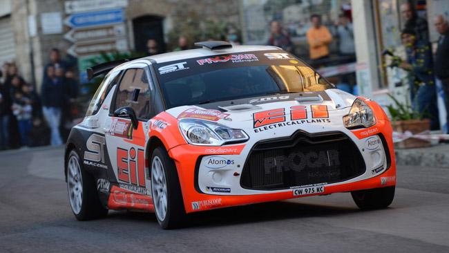 Rudy Michelini riparte dal Rally del Casentino