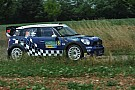 Una Mini WRC al Rally dell'Appennino Reggiano