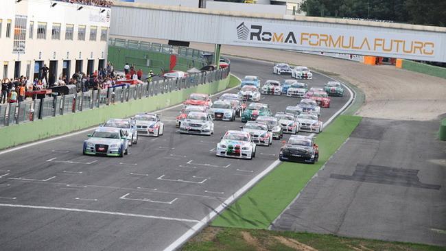La stagione 2011 scatta mercoledì a Vallelunga