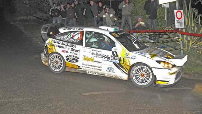 A Mannoni il primo Rallye Elba Due