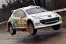 Batistini si allena su asfalto al Rallye Elba - Due
