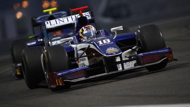 Coletti dalla pole alla vittoria in gara 2 ad Abu Dhabi